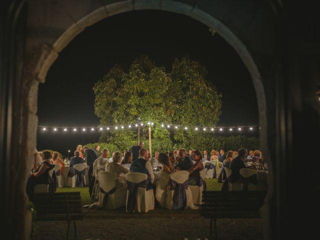 La boda de Fletcher y Andrea en Cabrils, Barcelona 2