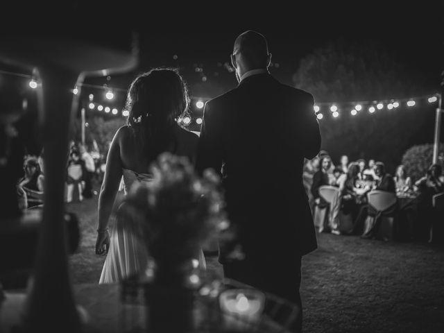 La boda de Fletcher y Andrea en Cabrils, Barcelona 77