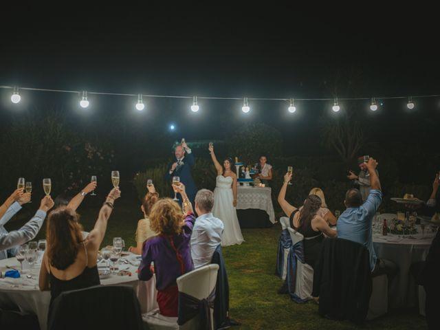 La boda de Fletcher y Andrea en Cabrils, Barcelona 78