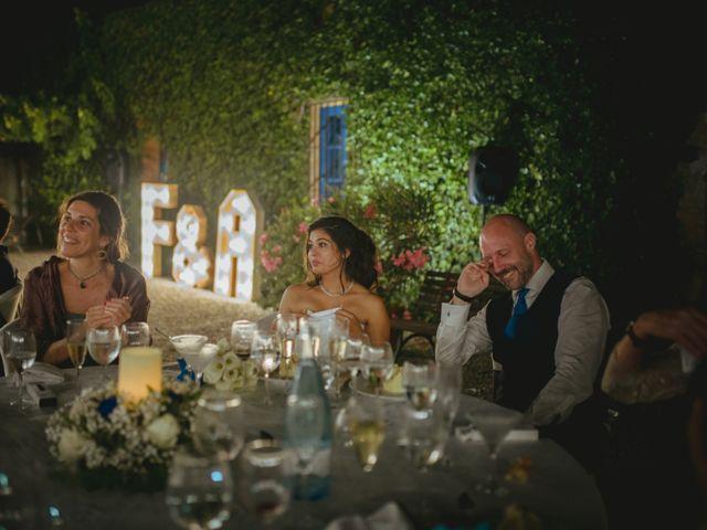 La boda de Fletcher y Andrea en Cabrils, Barcelona 80