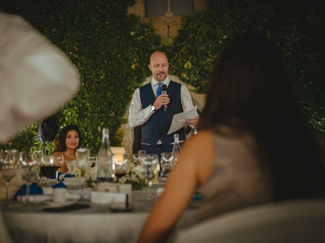 La boda de Fletcher y Andrea en Cabrils, Barcelona 81