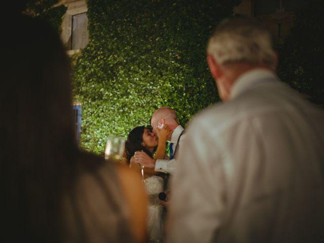 La boda de Fletcher y Andrea en Cabrils, Barcelona 82