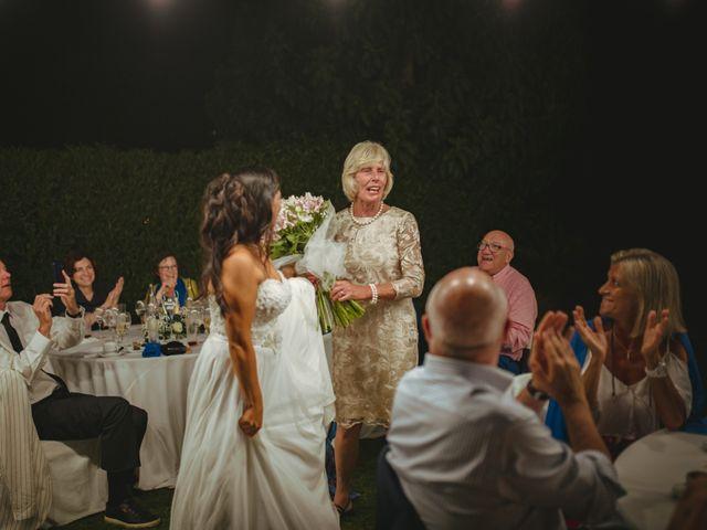 La boda de Fletcher y Andrea en Cabrils, Barcelona 83
