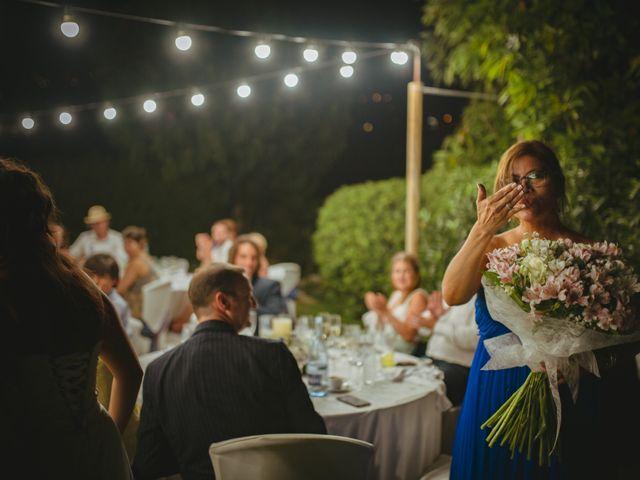 La boda de Fletcher y Andrea en Cabrils, Barcelona 85