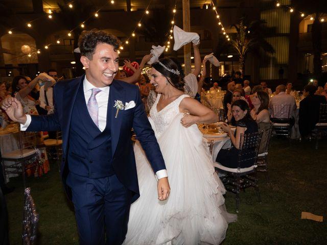 La boda de Jaime y Elena en Almerimar, Almería 11