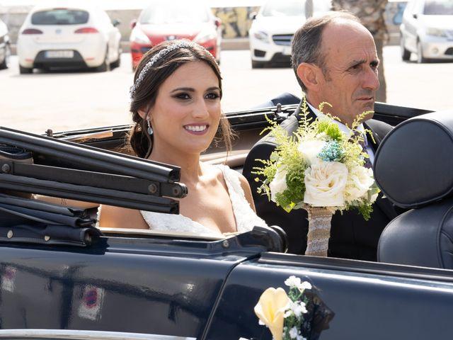 La boda de Jaime y Elena en Almerimar, Almería 1