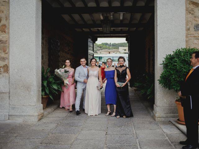 La boda de Serghy y Azucena en Toledo, Toledo 35