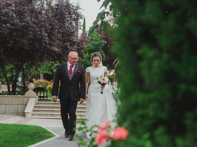 La boda de Serghy y Azucena en Toledo, Toledo 37