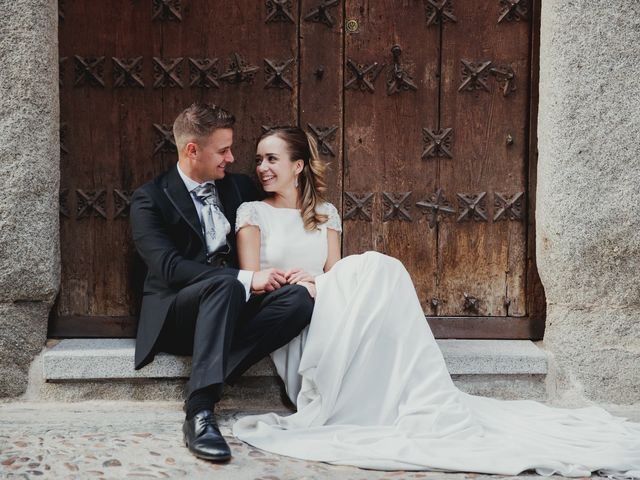 La boda de Serghy y Azucena en Toledo, Toledo 1