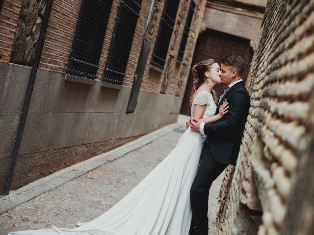 La boda de Serghy y Azucena en Toledo, Toledo 83