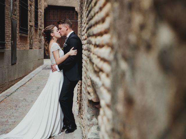La boda de Serghy y Azucena en Toledo, Toledo 84