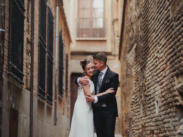 La boda de Azucena y Serghy