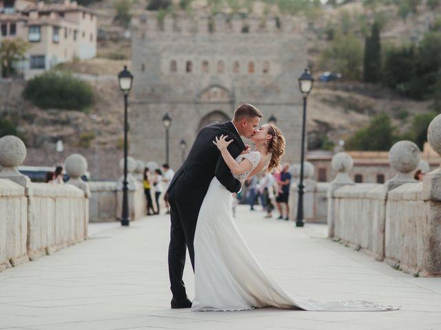 La boda de Serghy y Azucena en Toledo, Toledo 89