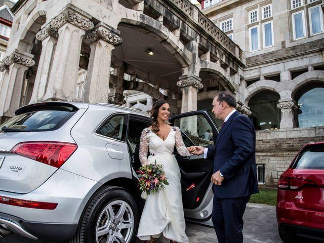 La boda de Luis y Goizalde en Santander, Cantabria 6