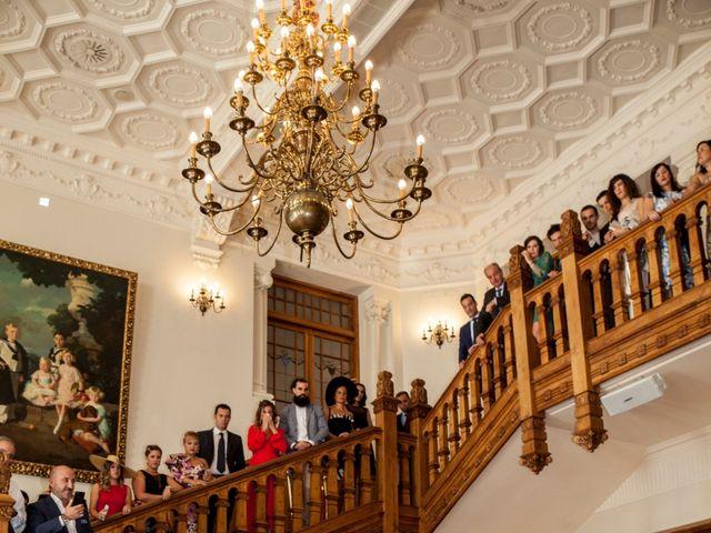 La boda de Luis y Goizalde en Santander, Cantabria 10