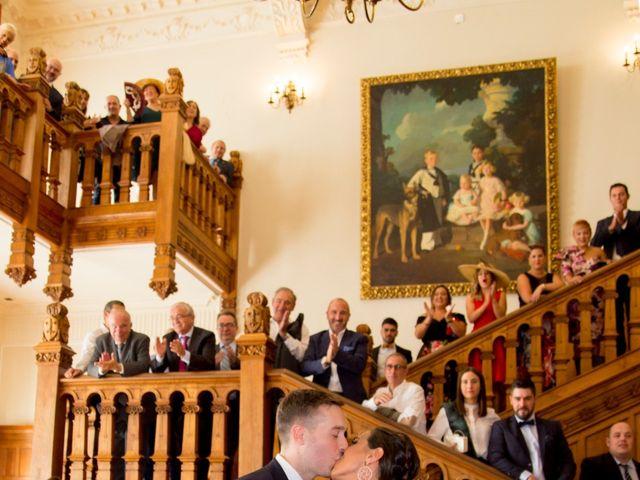 La boda de Luis y Goizalde en Santander, Cantabria 14