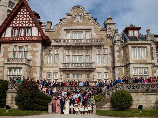 La boda de Luis y Goizalde en Santander, Cantabria 16