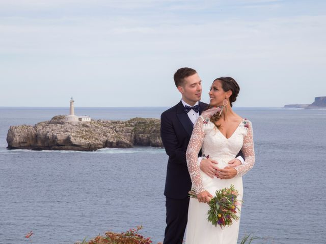La boda de Luis y Goizalde en Santander, Cantabria 18