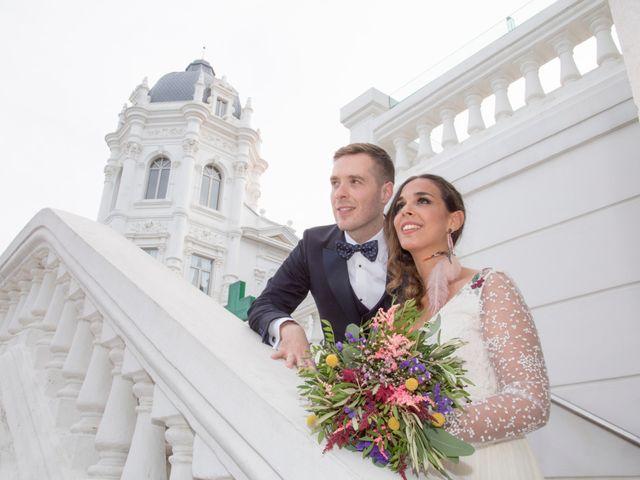 La boda de Luis y Goizalde en Santander, Cantabria 27