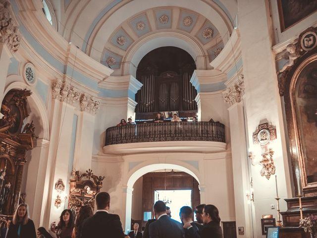 La boda de Rubén y Alexandra en Madrid, Madrid 33