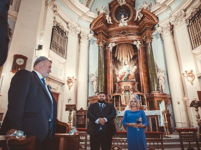 La boda de Rubén y Alexandra en Madrid, Madrid 34