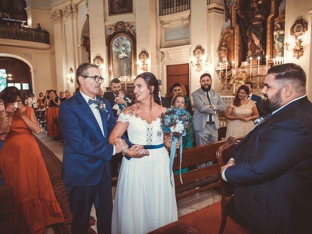 La boda de Rubén y Alexandra en Madrid, Madrid 36
