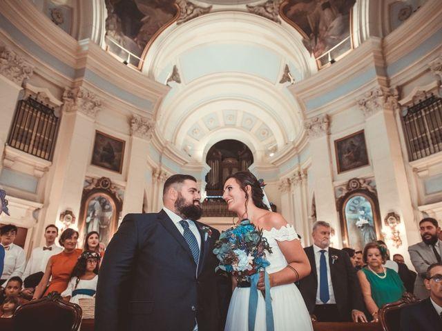 La boda de Rubén y Alexandra en Madrid, Madrid 38
