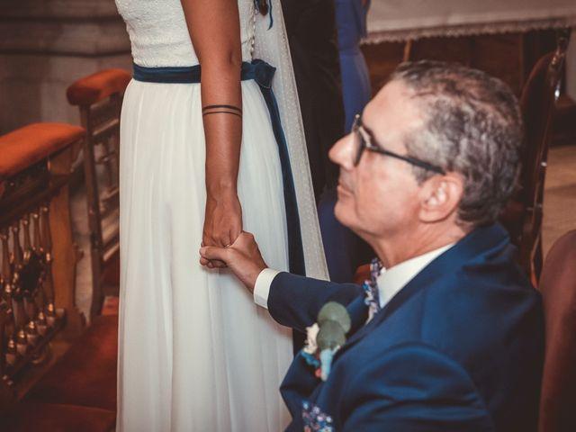 La boda de Rubén y Alexandra en Madrid, Madrid 40