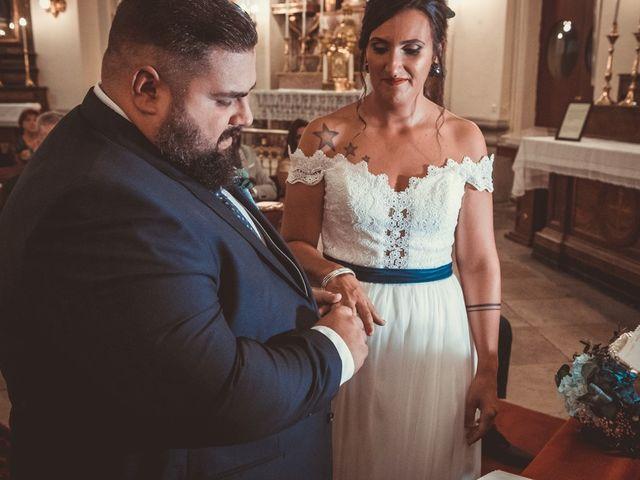 La boda de Rubén y Alexandra en Madrid, Madrid 43