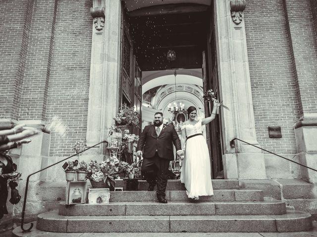 La boda de Rubén y Alexandra en Madrid, Madrid 47