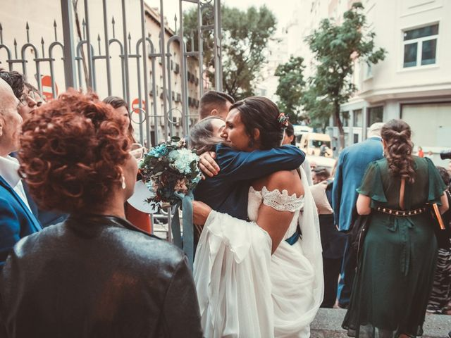 La boda de Rubén y Alexandra en Madrid, Madrid 49