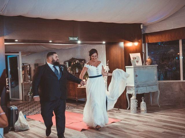 La boda de Rubén y Alexandra en Madrid, Madrid 71