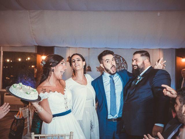 La boda de Rubén y Alexandra en Madrid, Madrid 78
