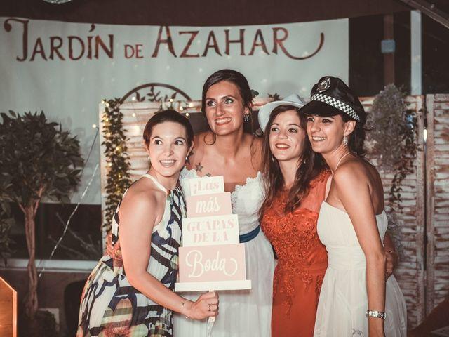 La boda de Rubén y Alexandra en Madrid, Madrid 92