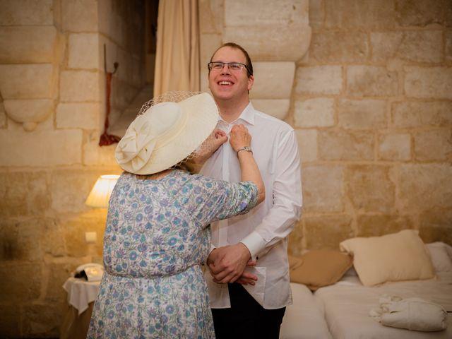 La boda de Will y Mariem en Topas, Salamanca 3