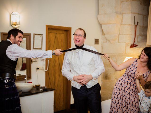 La boda de Will y Mariem en Topas, Salamanca 4