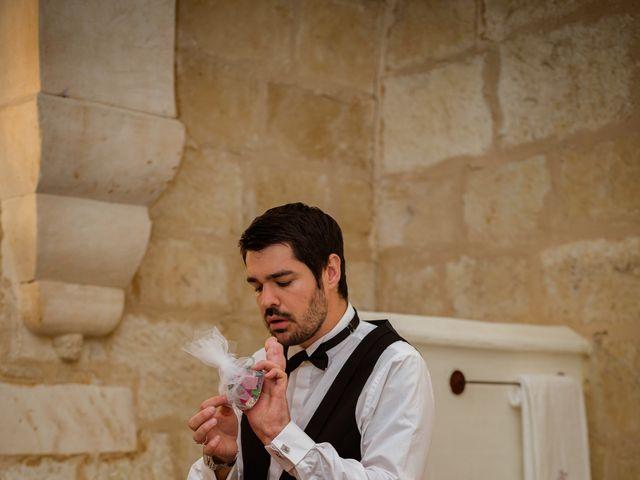 La boda de Will y Mariem en Topas, Salamanca 5