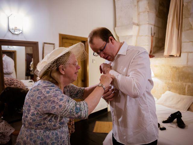 La boda de Will y Mariem en Topas, Salamanca 13