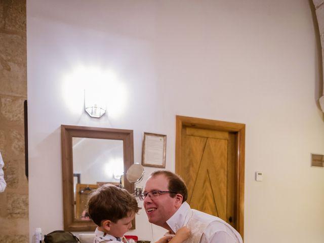 La boda de Will y Mariem en Topas, Salamanca 14