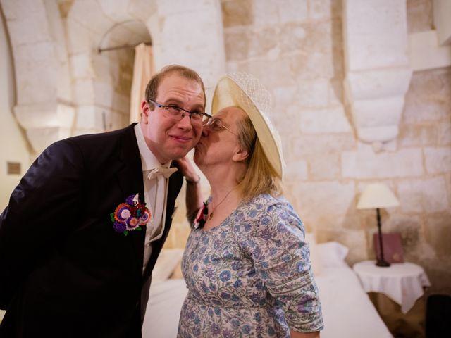 La boda de Will y Mariem en Topas, Salamanca 15