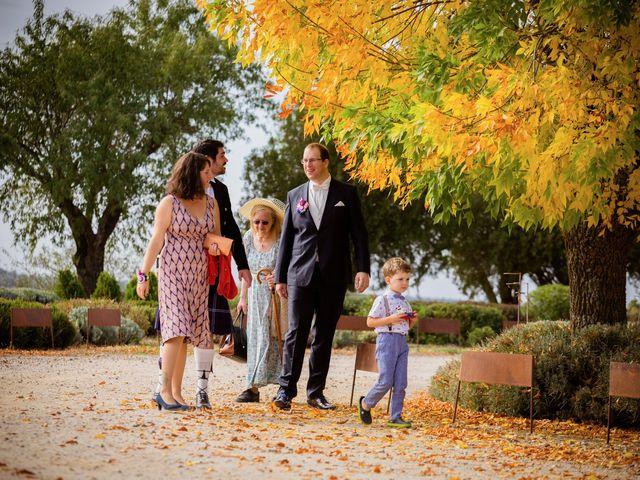 La boda de Will y Mariem en Topas, Salamanca 30