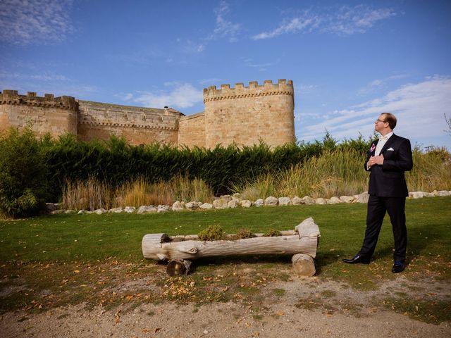 La boda de Will y Mariem en Topas, Salamanca 33