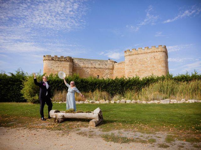 La boda de Will y Mariem en Topas, Salamanca 34