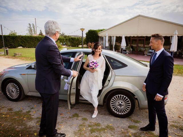 La boda de Will y Mariem en Topas, Salamanca 49