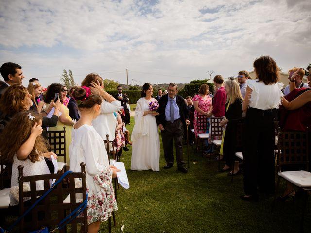 La boda de Will y Mariem en Topas, Salamanca 51