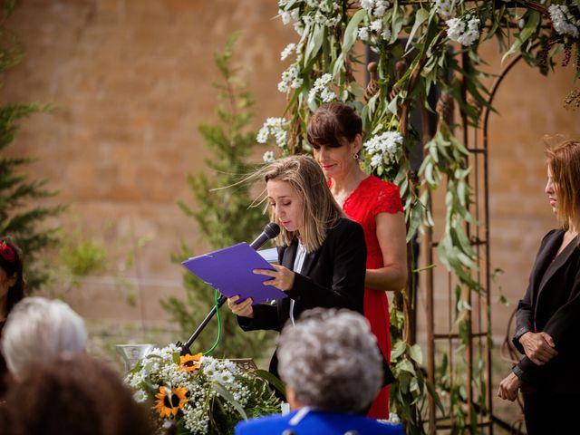 La boda de Will y Mariem en Topas, Salamanca 59