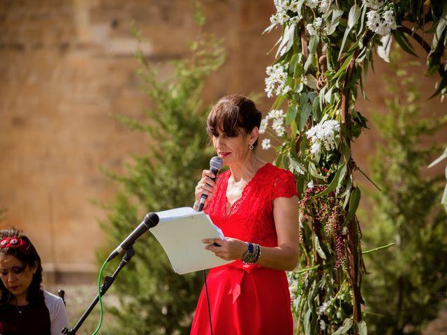 La boda de Will y Mariem en Topas, Salamanca 62