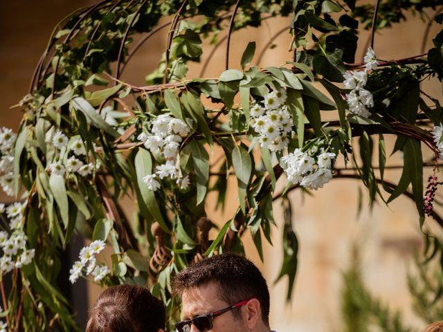 La boda de Will y Mariem en Topas, Salamanca 63