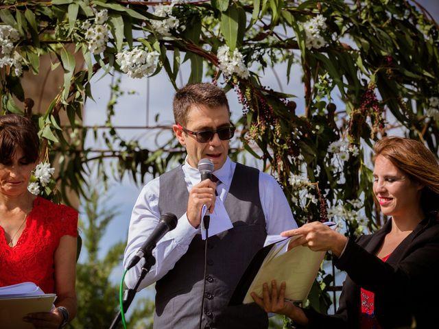 La boda de Will y Mariem en Topas, Salamanca 64