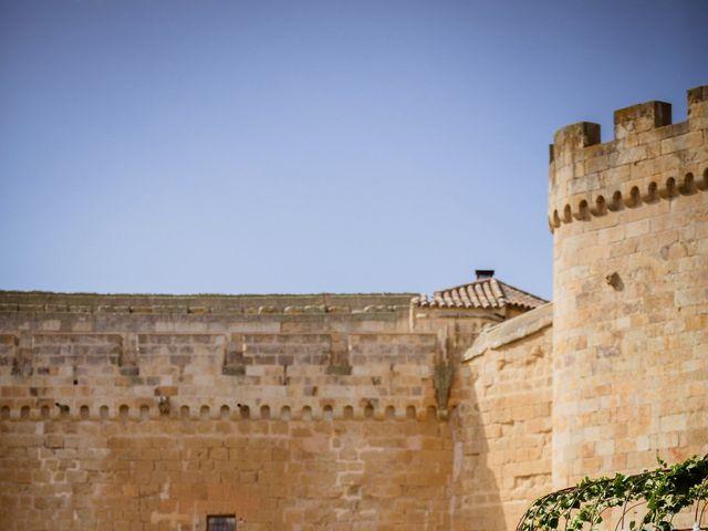 La boda de Will y Mariem en Topas, Salamanca 65